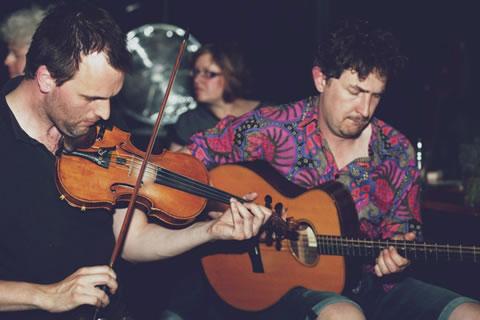 Jon Boden and James Fagan